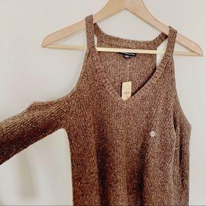 NWT American Eagle Brown Sweater